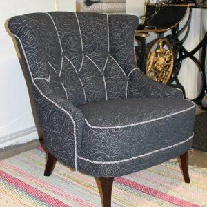 huonekaluverhoilu: tuolin verhoilu/päällystys
